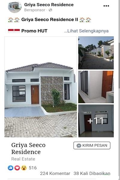 jasa facebook instagram ads portfolio