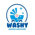 logo washy laundry